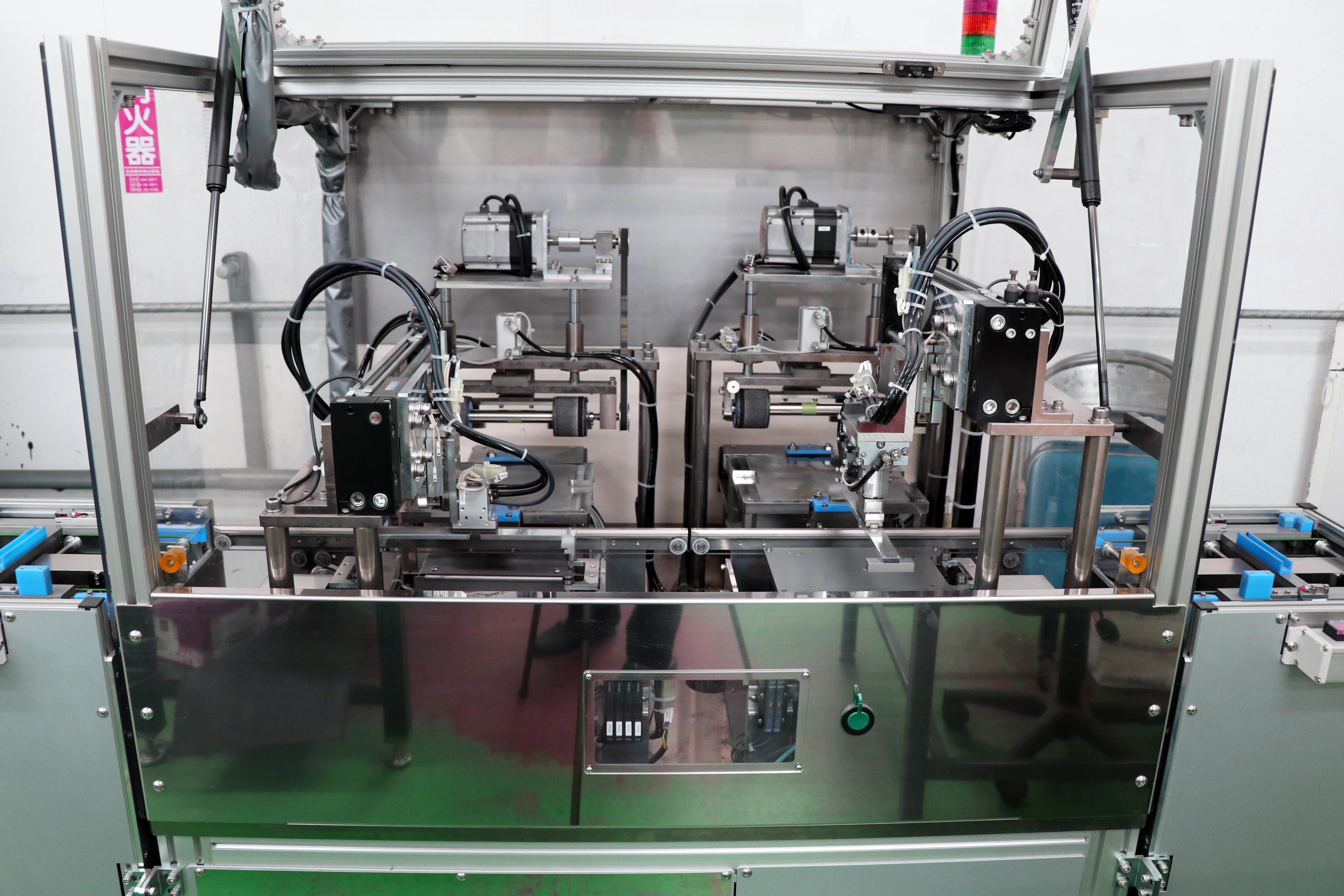 機械装置試作品2