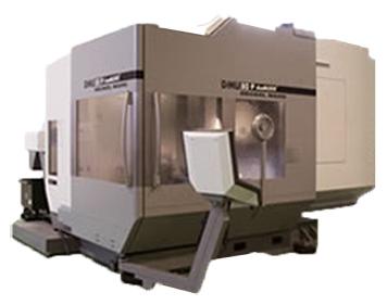 複合加工機DUO80